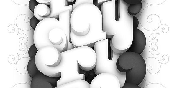 Créations autour de la typographie et du graphisme